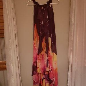Dress- worn once